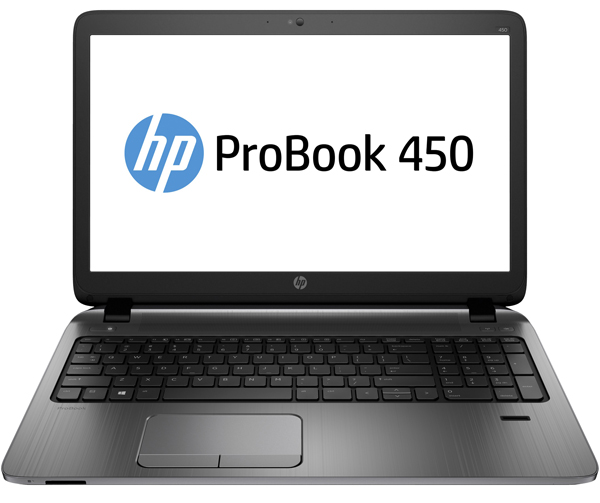 Laptop HP ProBook 450 cu procesor Intel® Core™ i5-4210U, 1.70GHz, 4GB, 1TB, AMD Radeon R5 M255 2GB